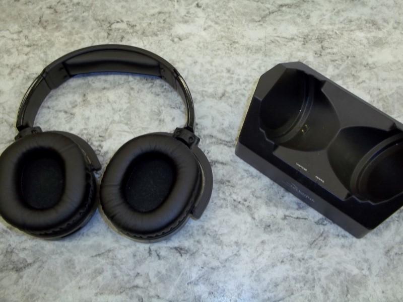 ROCKETFISH HEADPHONES RF-WHP212