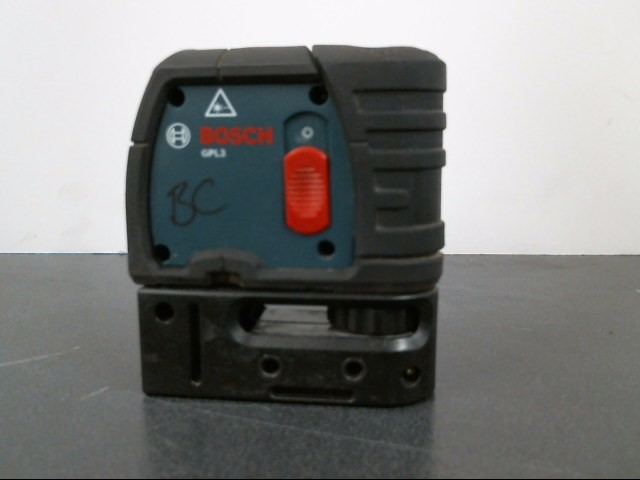 BOSCH Level/Plumb Tool GPL3