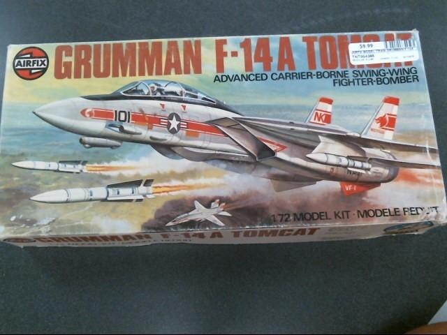 AIRFIX Model Railroad/Train GRUMMAN F-14A