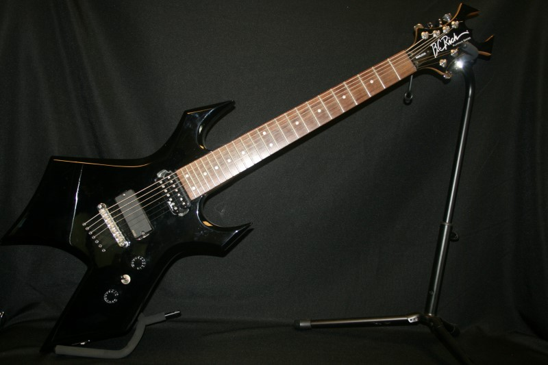 BC RICH Electric Guitar WARLOCK