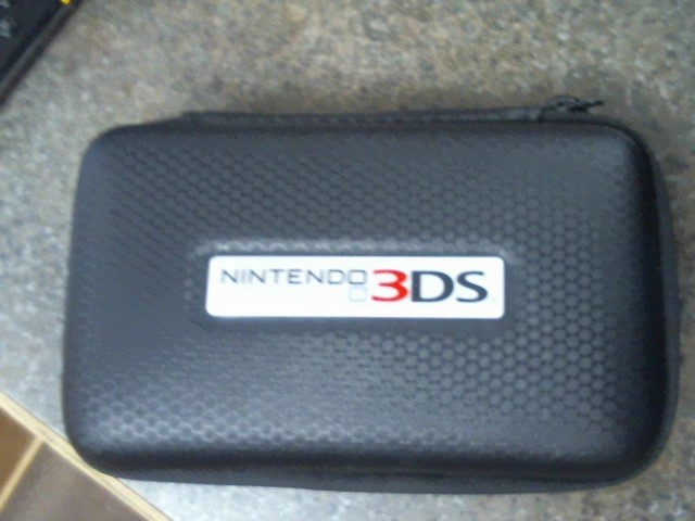 NINTENDO Video Game Accessory 3DS GAME CASE