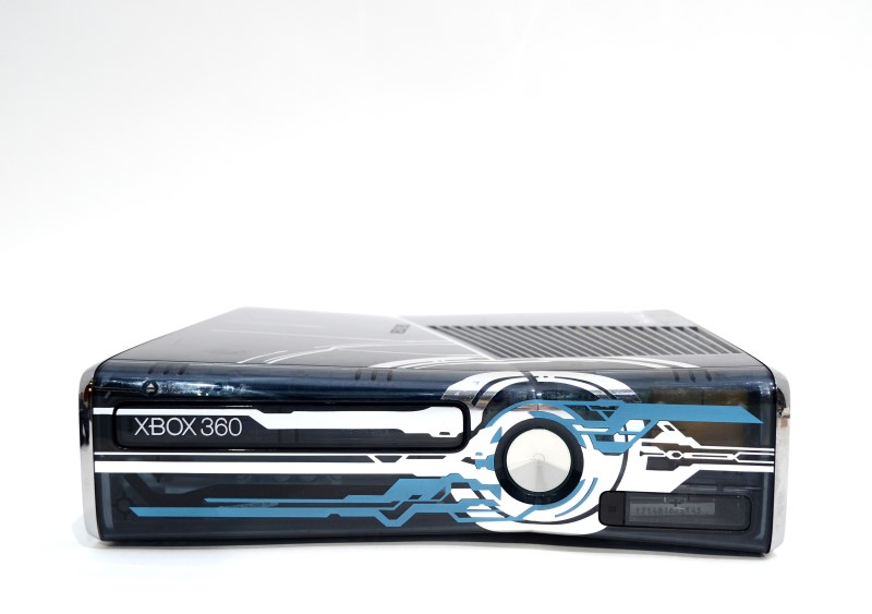 >MICROSOFT XBOX 360 S 1439 HALO 4 LIMITED EDITION 320GB CONSOLE KIT