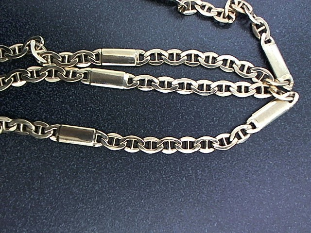 Gold Fashion Chain 14K Yellow Gold 14.6g