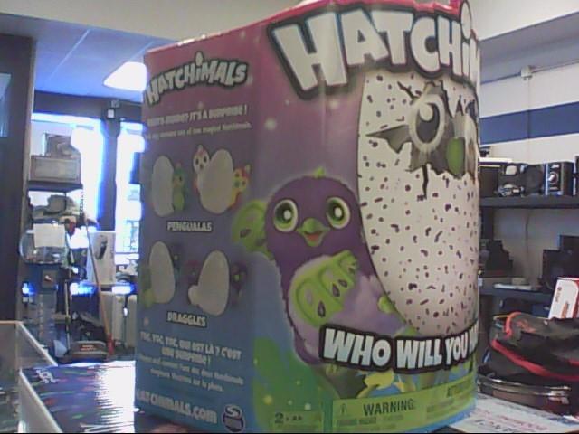 SPINMASTER Stuffed Animal HATCHIMALS