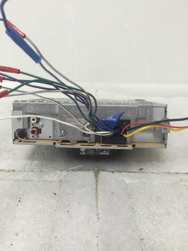 PIONEER ELECTRONICS Car Audio DEH-1100MP