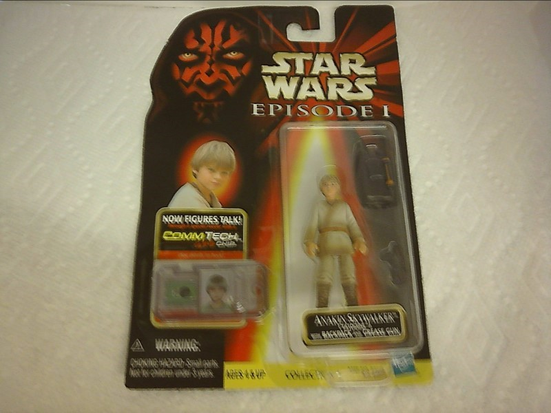 "STAR WARS Vintage/Antique Toys ""ANAKIN SKYWALKR"""