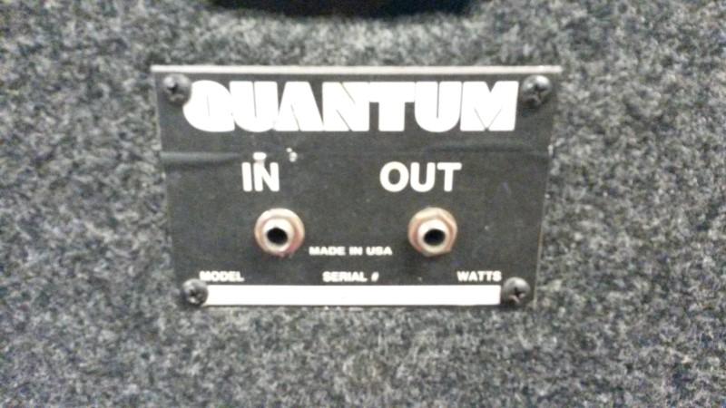 QUANTUM Electric Guitar Amp GUITAR AMP