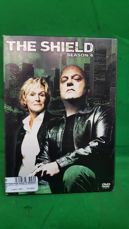 The Shield: Season 4, (4 Disc Set)