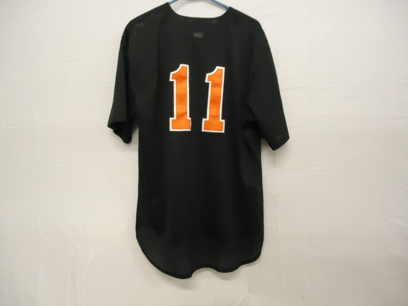 A4 Men's Clothing GIANTS BASEBALL JERSEY