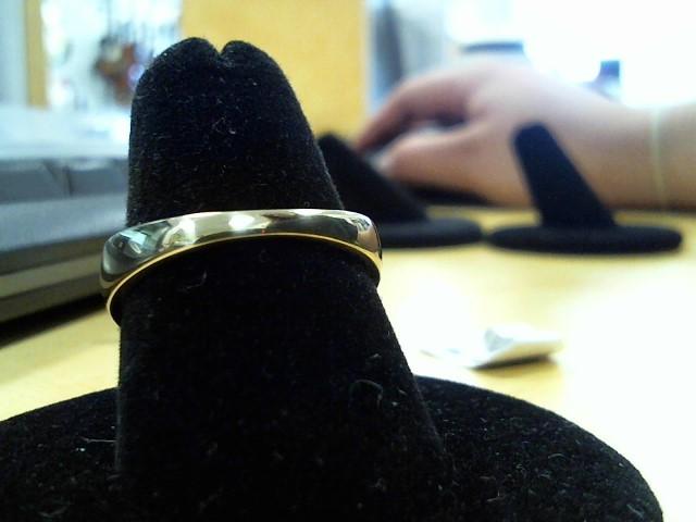 Lady's Diamond Cluster Ring 45 Diamonds .45 Carat T.W. 10K Yellow Gold 4.2g