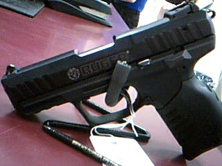 RUGER Pistol SR22PB 22LR