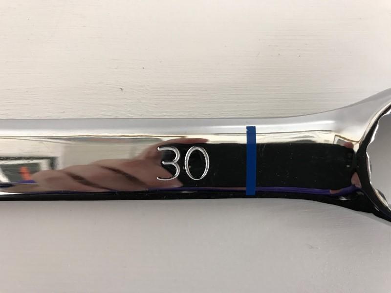 Kobalt 30-mm Combination Wrench