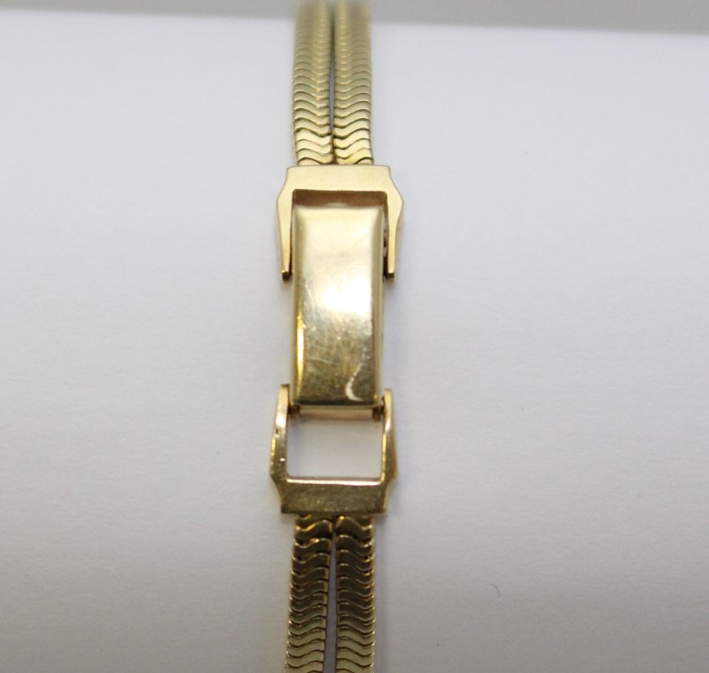 """Gold-Misc. 14K Yellow Gold 15g 6"""""""