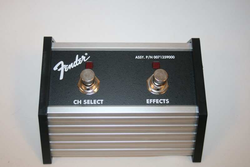 Fender 2 Button Foot Switch Pedal