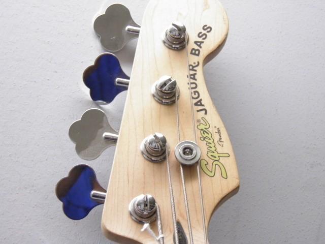 FENDER Bass Guitar JAGUAR BASS