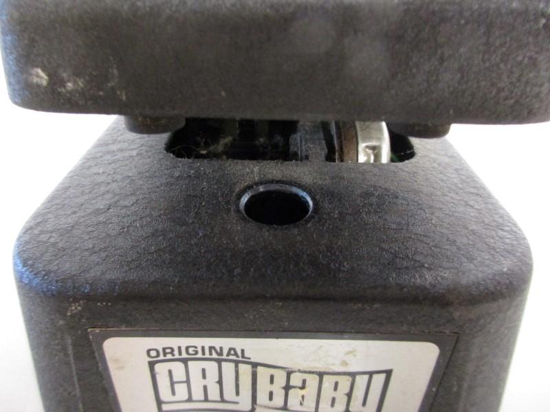 DUNLOP ORIGINAL CRY BABY GCB-95, PARTS/REPAIR