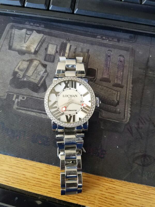 LOCMAN Gent's Wristwatch REF 290