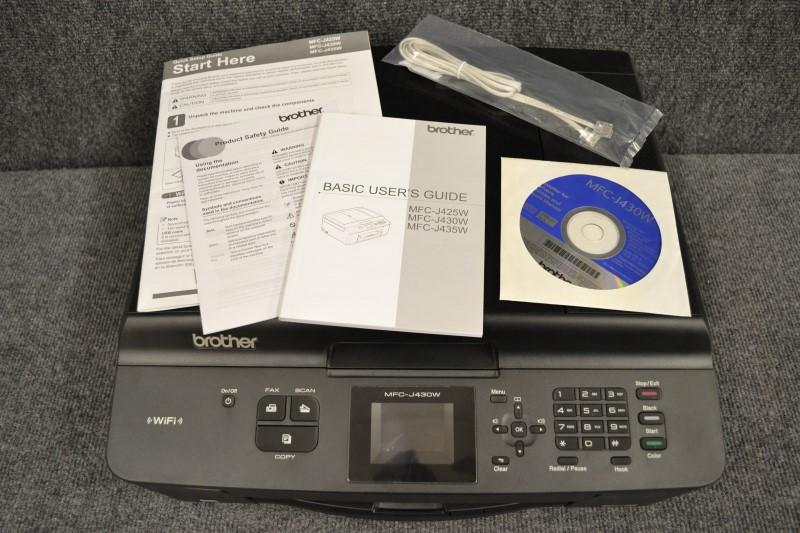 BROTHER Printer MFC-J430W