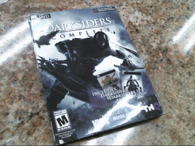 THQ PC Game DARKSIDERS COMPLETE