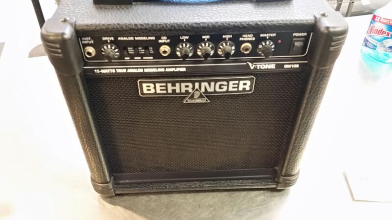 BEHRINGER Electric Guitar Amp GM108