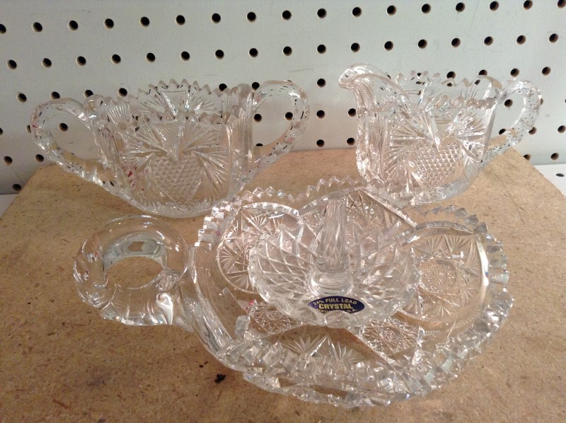 Glassware CRYSTAL GLASS