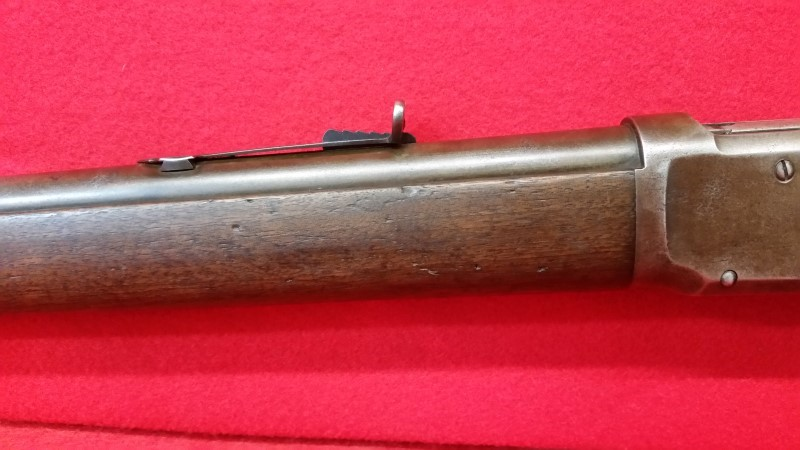 "Winchester Model 1894 Lever Action Rifle - 26"" - 38-55"