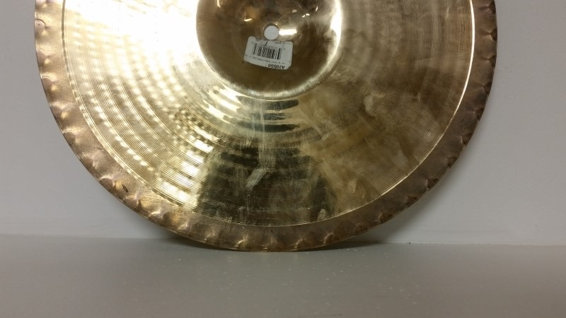 "Zildjian Avedis Custom Mastersound Hi Hat Bottom 14""/36cm Cymbal USA"