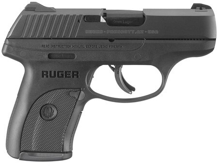 RUGER Pistol LC9S (03235)