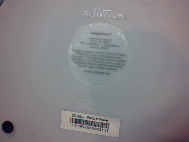 ACTIVISION PORTAL OF POWER for ps3