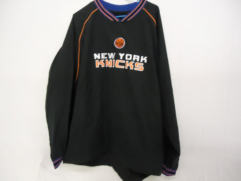 NYTD INDUSTRIES INC Men's Clothing KNICKS LONGSLEEVE