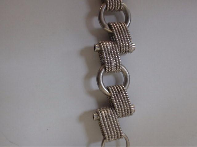 Silver Fashion Bracelet 925 Silver 32.1g