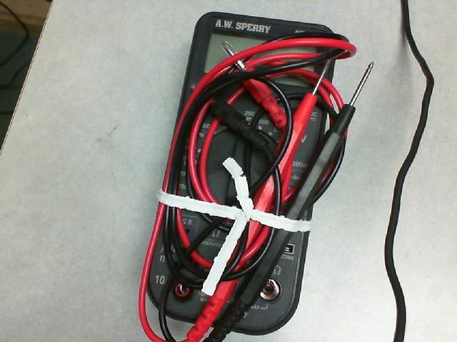 SPERRY INSTRUMENTS Diagnostic Tool/Equipment DM-8A