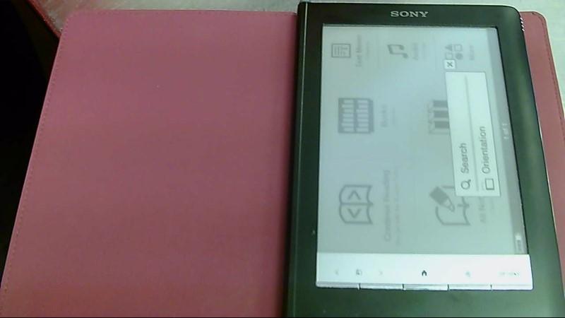 SONY Tablet PRS-600 DIGITAL BOOK READER