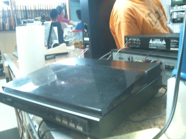 ADC CD Player & Recorder LT 60