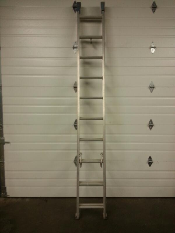 WERNER LADDER Ladder D1120-2 20FOOT EXTENSION LADDER