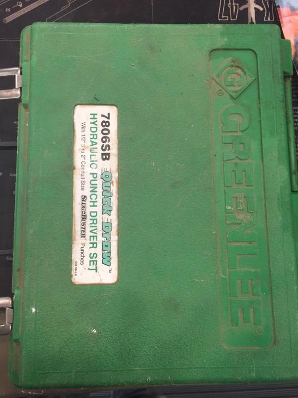 GREENLEE Miscellaneous Tool 7804SB