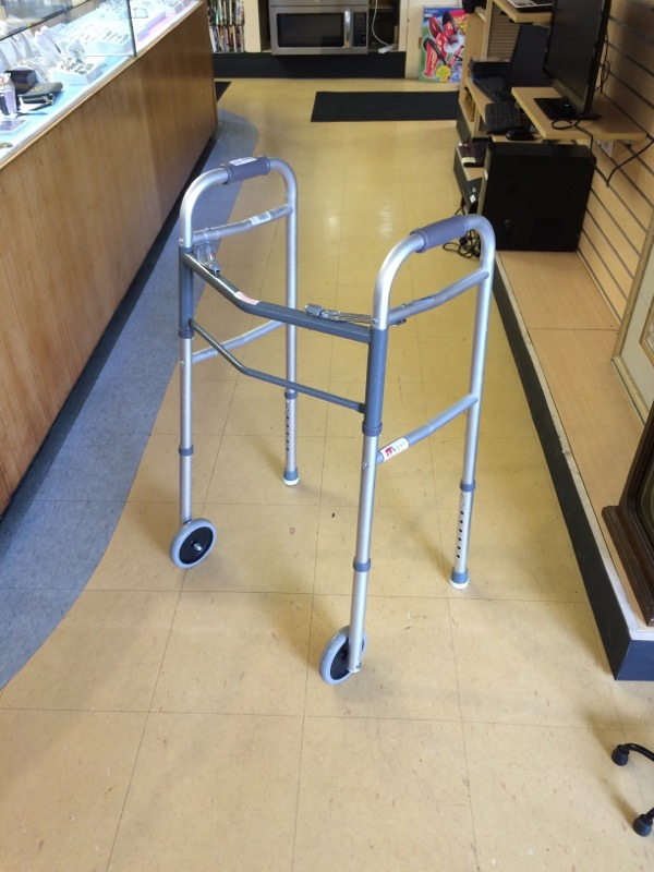 Medical Mobility/Disability WALKER WITH SEAT