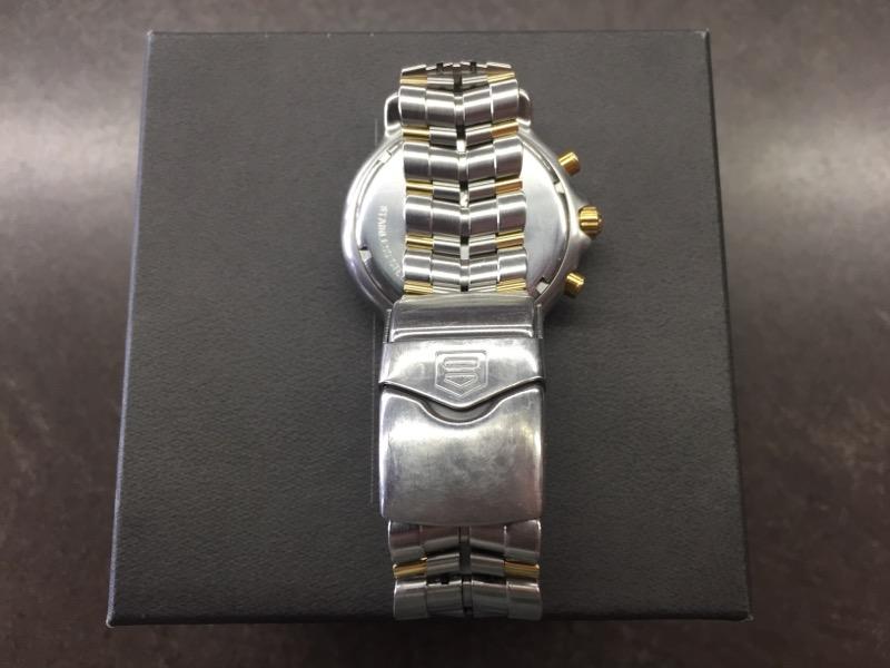 TAG HEUER Gent's Wristwatch CH1150 CH1150