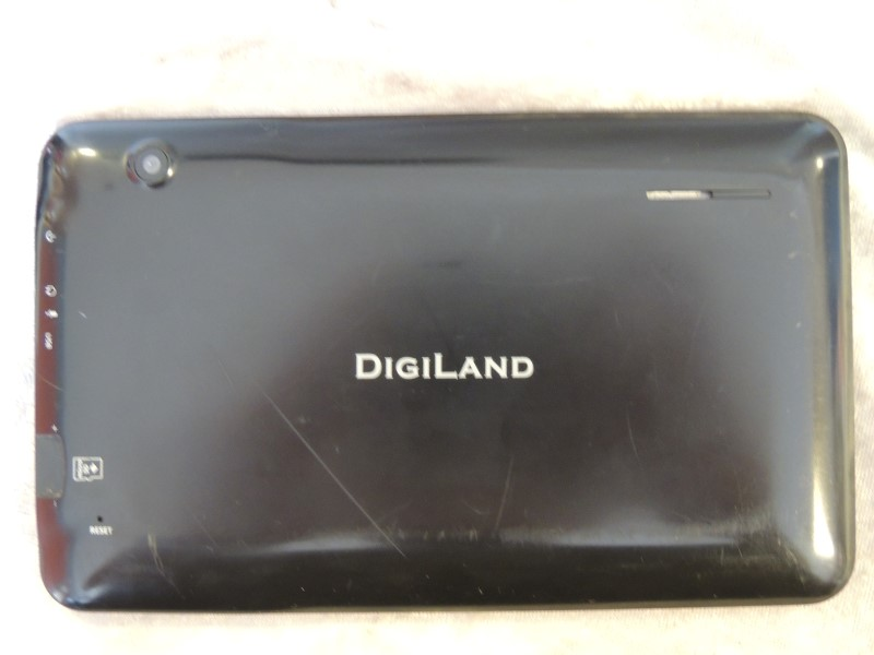 "Digiland Dl701q 8gb 7"" Google Android 4.4 1.3ghz Quad-core Wifi Touchscreen Tabl"