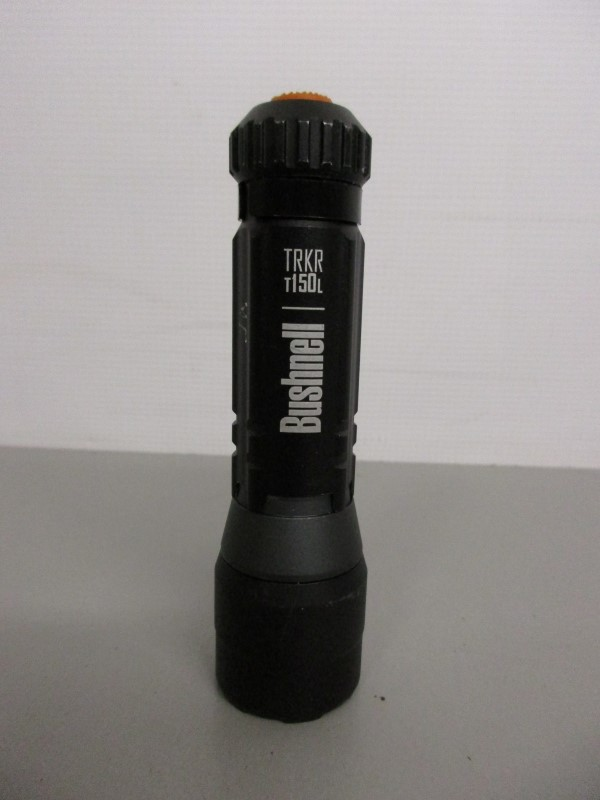 BUSHNELL TRKR T150L 150 LUMEN FLASHLIGHT