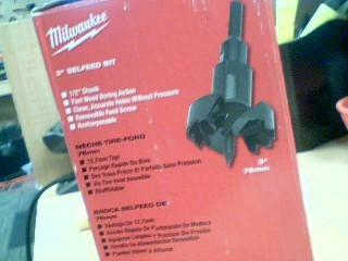 MILWAUKEE Drill Bits/Blades 48-25-3001