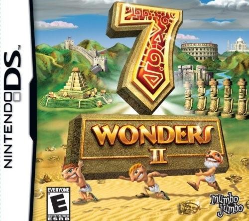 Nintendo DS Game 7 WONDERS II Cartridge Only