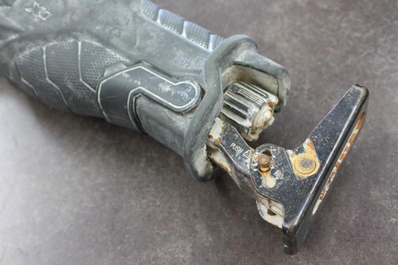 RIDGID TOOLS Reciprocating Saw R8641