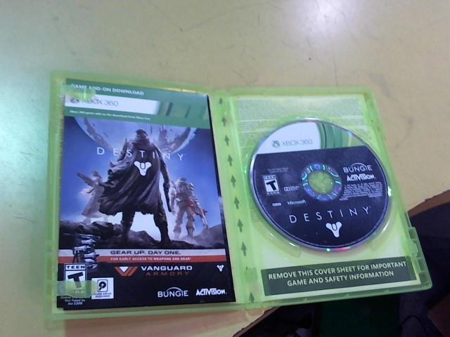 MICROSOFT Microsoft XBOX 360 Game DESTINY