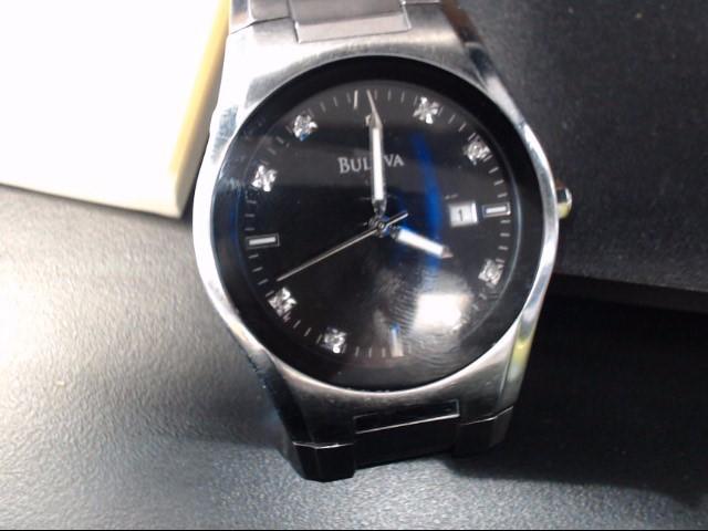 BULOVA Gent's Wristwatch 96D104