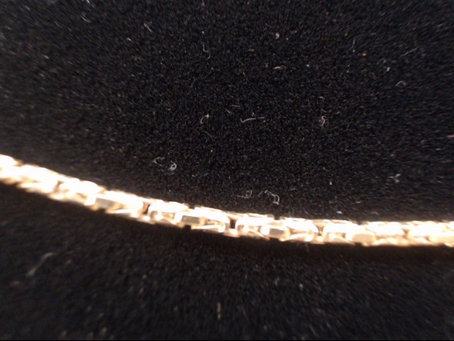 Gold Link Chain 14K Yellow Gold 10.3g