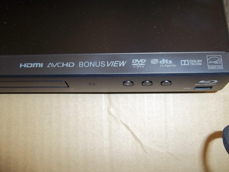 SANYO DVD/BLU-RAY Player FWBP505FK