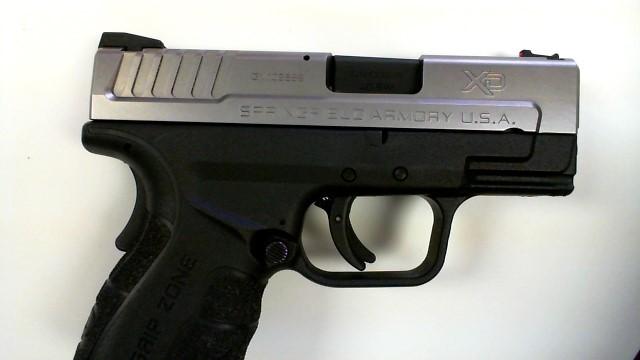SPRINGFIELD ARMORY Pistol XD-40 MOD 2
