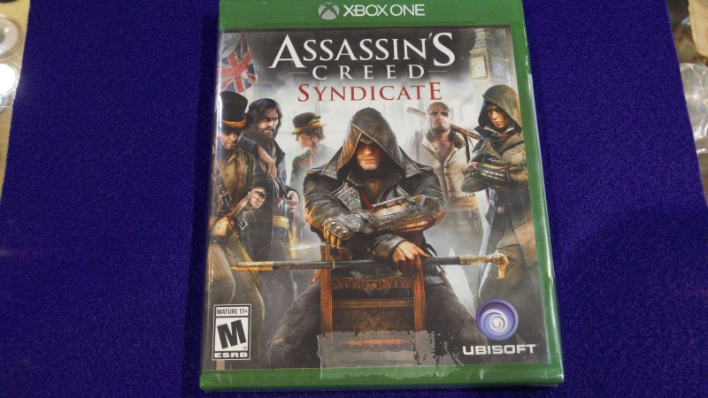 Microsoft XBOX One Assassins Creed Syndicate