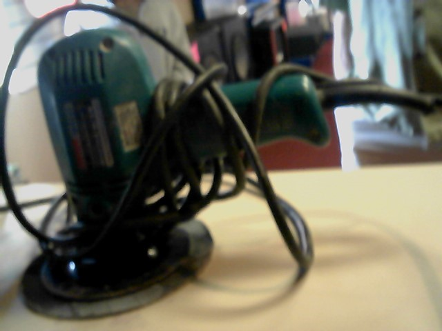 MAKITA Vibration Sander GV5000 DISC SANDER